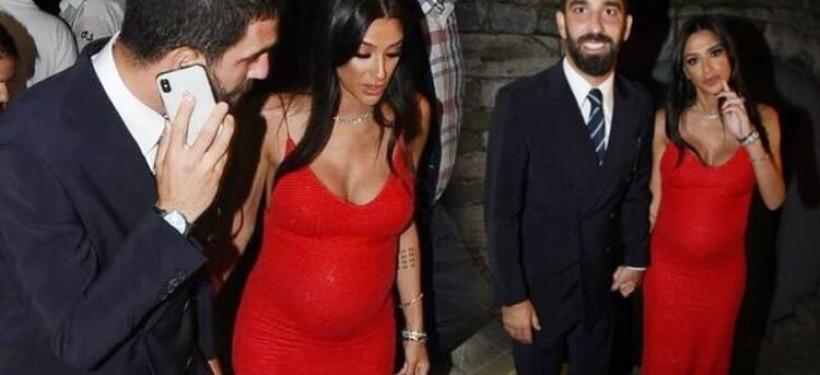 Aslıhan Doğan Turan ile Arda Turan'dan bebek açıklaması geldi!