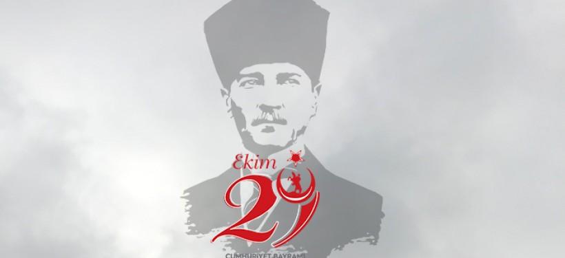 29 Ekim Cumhuriyet Bayramı resimleri mesajları