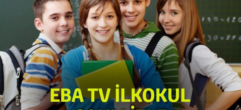EBA TV İlkokul Canlı İzle