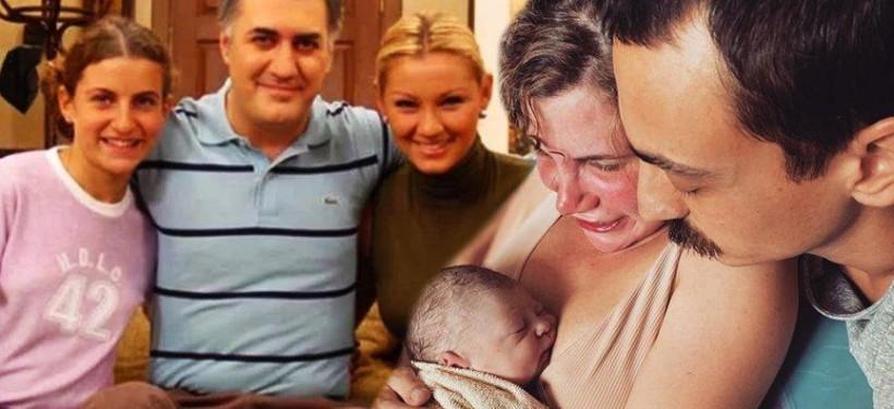 Çocuklar Duymasın dizisinin küçük kızı anne oldu!! Ayşe Can Tatari kimdir?