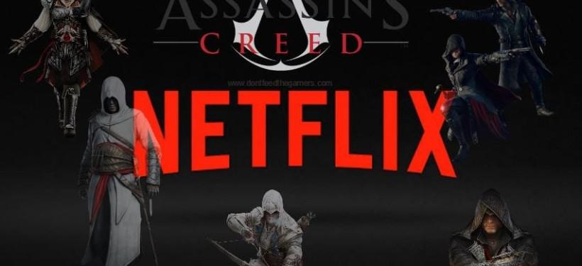 Bir efsane oyun daha dizi oluyor! Assassin's Creed Netflix'te...