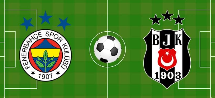 Fenerbahçe - Beşiktaş | Canlı yayın maç izle