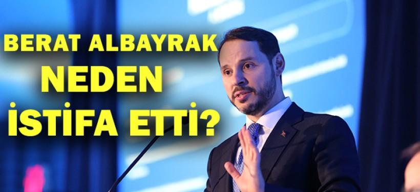 İletişim Başkanlığı'ndan Berat Albayrak'ın istifasıyla ilgili açıklama