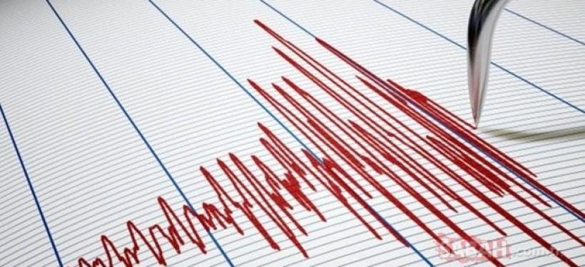 Son dakika.. Korkutan Deprem!
