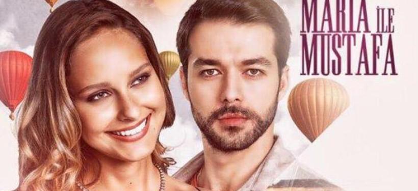 Maria ile Mustafa 13. bölüm canlı izle