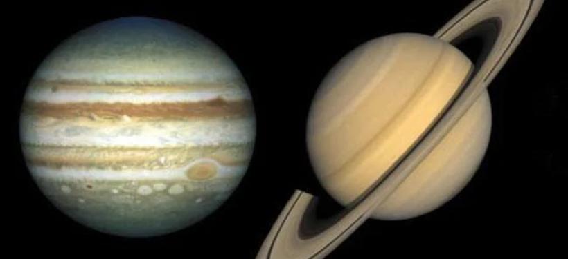 Ortaçağdan Bu Yana Bir İlk! Jüpiter ve Satürn Birleşiyor!