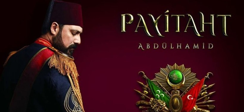 Payitaht : Abdülhamid 123. bölüm canlı izle