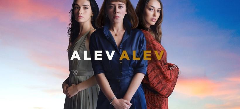 Alev Alev 4. bölüm canlı izle