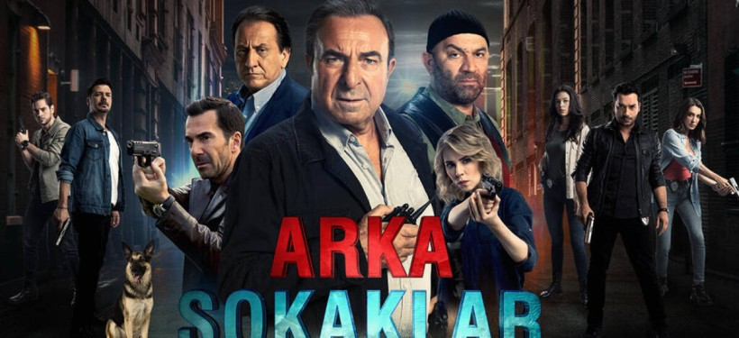 Arka Sokaklar 594. bölüm ( sezon finali ) canlı izle
