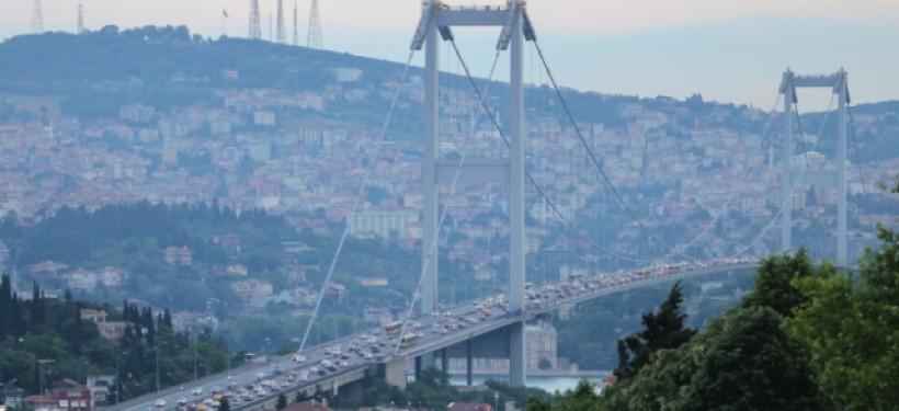 15 Temmuz Şehitler Köprüsü Kapandı!