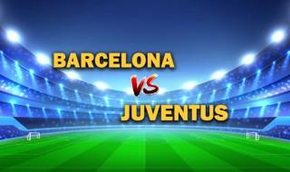 Barcelona - Juventus | Canlı izle