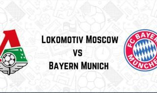 Lokomotiv Moskova - Bayern Münih karşılaşmasını canlı izle