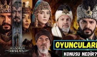 Bozkır Arslanı Celaleddin dizisi, konusu ve oyuncuları