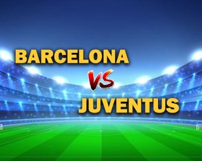 Barcelona - Juventus   Canlı izle