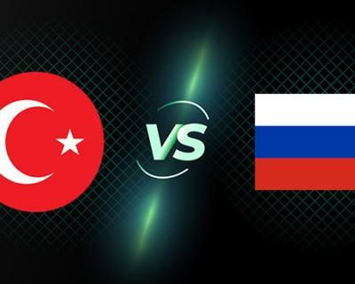 Türkiye - Rusya   Canlı izle